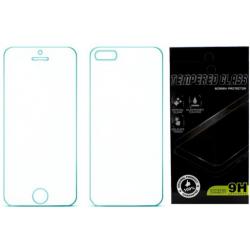 SZKŁO HARTOWANE TYŁ GLASS 0,3mm IPHONE 5 5s 4 4s
