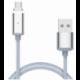 MAGNETYCZNY KABEL USB-C TYP-C LED XIAOMI HUAWEI LG