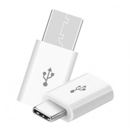 ADAPTER PRZEJSCIÓWKA MICRO USB do USB-C 3.1 TYP C