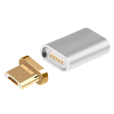 ADAPTER KABEL MAGNETYCZNY MICRO USB UNIWERSALANY