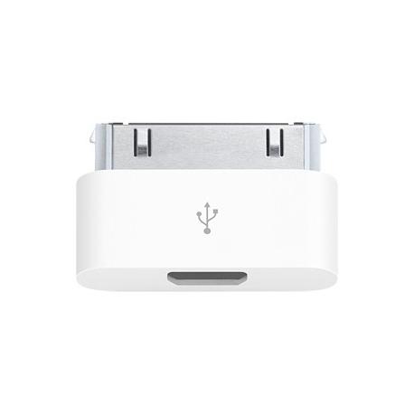 Adapter Micro USB 30 pin iPhone 4/4s Ipod 1,2,3