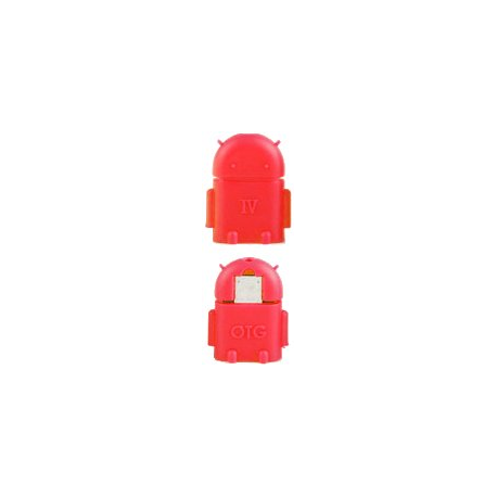 PRZEJSCIÓWKA ADAPTER MICRO USB NA USB OTG TABLET