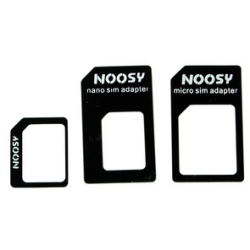 SOLIDNY ADAPTER NANO MICRO SIM IPHONE SAMSUNG 4w1