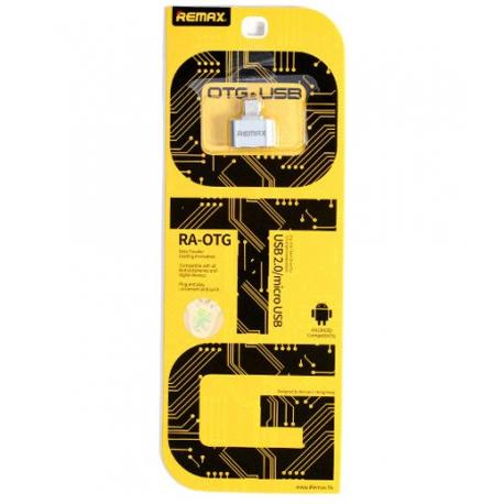 ADAPTER OTG REMAX Z USB NA MICRO USB OTG TELEFON