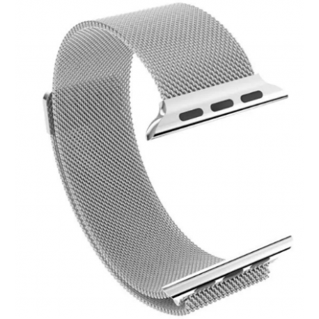 PASEK MILANESE LOOP MAGNES APPLE WATCH 38mm 42mm